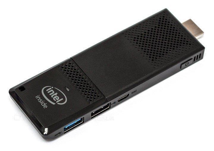 Микрокомпьютер Intel Compute Stick STK1AW32SC Intel Atom x5-Z8300 1.44GHz, 2Gb RAM, 32Gb, WiFi, BT