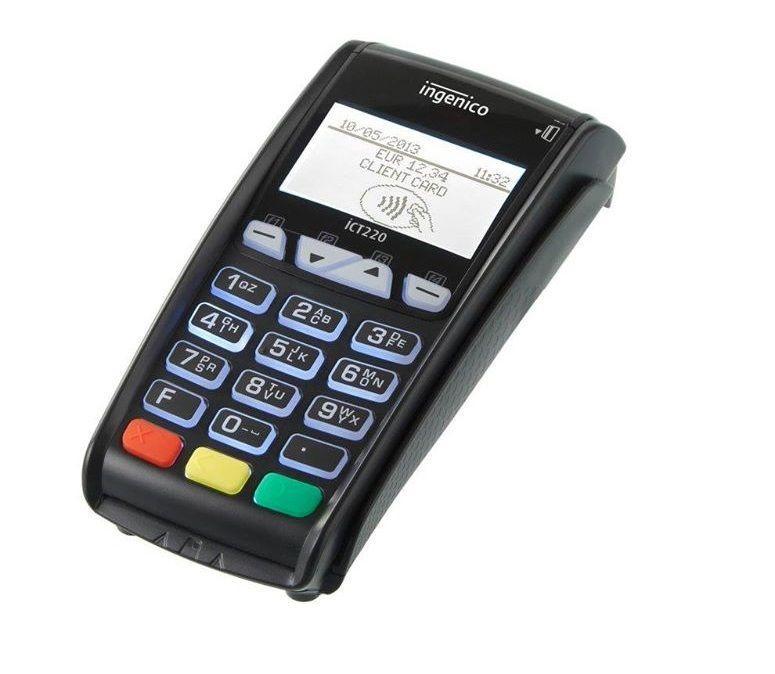 Платежный электронный терминал IWL250
