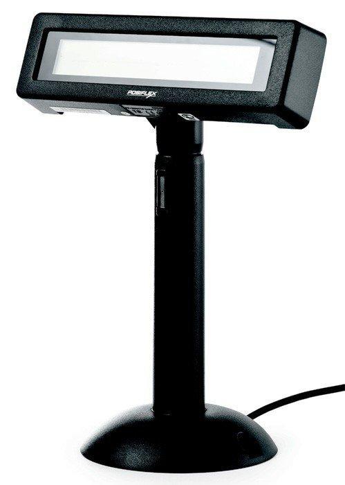 Дисплей покупателя Posiflex PD-320UE-B черный