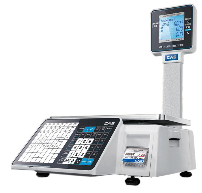 Весы CAS CL3000J-15P (Ethernet)
