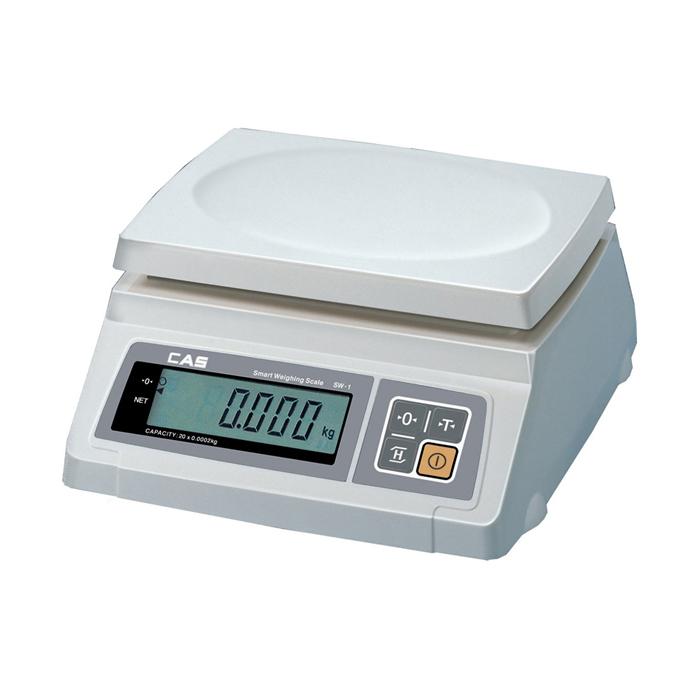 Весы CAS SW-1,5кг (двусторонний дисплей)